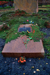Zentralfriedhof Friedrichsfelde 010 (michael.schoof) Tags: friedhof grabmal
