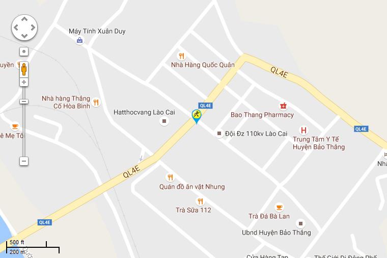 Khai trương siêu thị Điện máy XANH Phố Lu, Lào Cai