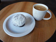 Have a Coffee and a Muffin (thomaslion1208) Tags: thomas thomaslion muffin coffee kaffee freiburg