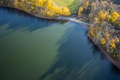 Gold (Wind Watcher) Tags: kap windwatcher kite dopero bkt fall leaves autumn gold marsh creek state park
