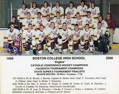 (BC High Archives) Tags: hockey 2000 1999 strunk byrnes burkeg connerty obriend binda sweeney kerwin doyle cahill curtis clark reardon cronin coakley mccabe lear shuman hanley curreri virtue callahan voltolini