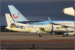 3793FL5_G-LGNM_GLA_291116 (Gerry McL) Tags: turboprop saab 340 glgnm loganair flybe glasgow scotland gla egpf primer