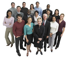 Smiling Group of Professionals --- Image by  Royalty-Free/Corbis (luismanuel_2016) Tags: 20sadult 2530years 3035years 30sadult 3540years 4045years 40sadult 5055years 50sadult 5560years 6065years 60sadult adults africanamericans americans asians blacks businessandcommerce businesspeople colorphotography community cooperation coworkers cutout diversity employees enthusiasm ethnicdiversity eyecontact facialexpression females group groupportrait hispanics males men midadult midadultman midadultwoman middleaged middleagedman middleagedwoman occupationsandwork optimism people photography portrait smiling socialissues studioshot support teamwork togetherness viewfromabove whites women