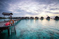 Nikon_146.jpg (r_lizzimore) Tags: maldives sunset shangrila watervilla coast sea