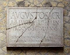 Sacello degli Augustali, Herculaneum - Scavi di Ercolano (Anne O.) Tags: scavidiercolano herculaneum unescoweltkulturerbe sacelloofaugustaliescavations4080670714347828