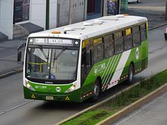 Volvo B290R Caio ProCity Sistema de Movilidad 1 1729 (tonypatriot2901) Tags: volvo b290r caio procity sistema de movilidad 1 1729 mex cdmx ciudad méxico rtp