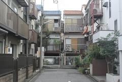 tokyo6132 (tanayan) Tags: urban town cityscape tokyo japan nikon j1   road street alley tabata