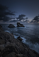 Rest of the cliff (www.gaelboulay-photographies.com) Tags: sea seascape landscape mer paysage fuji xt2 iledyeu france