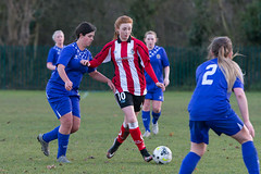 Altrincham LFC vs Stockport County LFC - December 2016-184 (MichaelRipleyPhotography) Tags: altrincham altrinchamfc altrinchamlfc altrinchamladies alty amateur ball community fans football footy header kick ladies ladiesfootball league merseyvalley nwrl nwrldivsion1south nonleague pass pitch referee robins shoot shot soccer stockportcountylfc stockportcountyladies supporters tackle team womensfootball