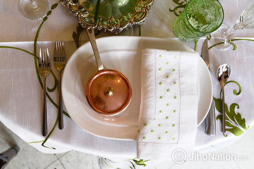 Rustic Elegant Table Setting