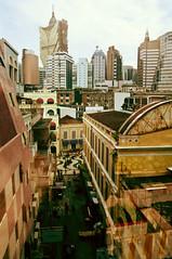 Skyline from Red Market, Macau Peninsula, Macau. (Flash Parker) Tags: china travel gambling portugal asia adventure communism macau sar colony eastasia macau79953x