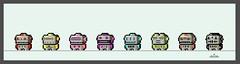 PICO ROBOTS (iloveui) Tags: robot venezuela small ui robots pico pixel pixelart iloveui