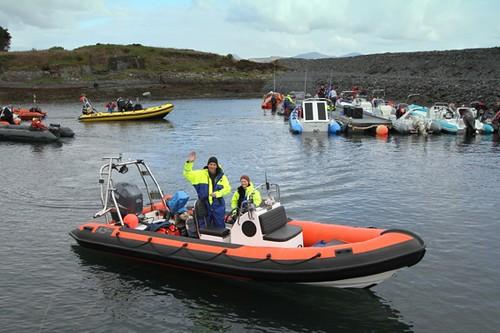Easdale RIB Rendezvous 9