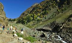 Chandanwadi anytime. (draskd) Tags: india is fallcolors glacier kashmir srinagar amarnath nainital yatra lanscape jk naturephotos travelphotos pahalgam kashmirvalley chandanwadi kashmirtourism betaab indiatours draskd
