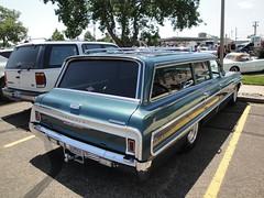 64 Chevrolet Impala (DVS1mn) Tags: cars chevrolet car station june wagon four gm estate north bowtie 64 chevy nd dakota sixty nineteen 1964 stationwagon 2012 bismark generalmotors estatewagon estatecar chevies shootingbrake nineteensixtyfour longroof