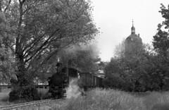 freight (RhinopeteT) Tags: germany railway steam east oschatzmugeln