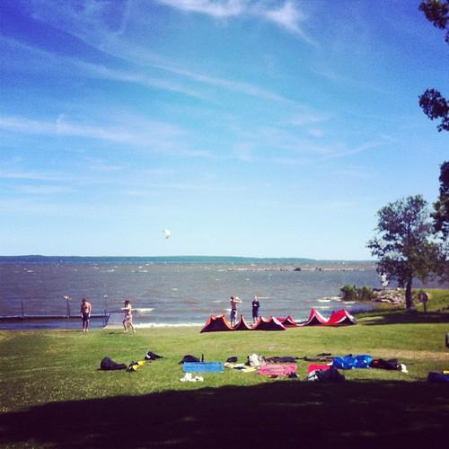 Kite'n beach