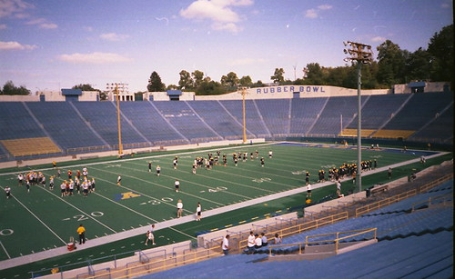 Rubber Bowl, Akron (Ohio), 15 August 1999