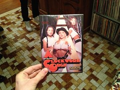 A Clockwork Orgy (oliverchesler) Tags: movie dvd stanleykubrick aclockworkorange aclockworkorgy bradleycreanzo