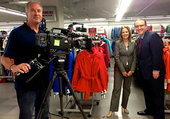 Camera and Crew (dealnews) Tags: news nbc tv janice videocamera deal interview lieberman memorialday todayshow nbcnews deals burlingtoncoatfactory thetodayshow nbcuniversal bestcameras nbctoday bestdeals dealnews dailydeals degrandpre nbcuni dealnewscom httpdealnewscom dealsnews nbcnewsnewyork janicelieberman dealsnewscom