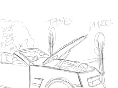 Rough sketch for an upcoming project (AVM54241) Tags: sketchbook pro ipad