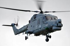 Departure (np1991) Tags: uk scotland edinburgh force air navy royal lynx raf moray 815 rn squadron hms lossiemouth sqn lossie