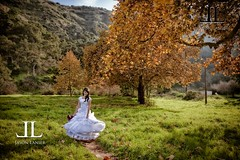 Laguna Beach Canyon Bridals at a LDS Temple Wedding (Jason Lanier Photographer) Tags: county wedding orange jason beach temple photography photographers best newport mormon weddings lds lanier
