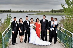 matt and amy with my sister's family (Rex Montalban) Tags: rexmontalbanphotography