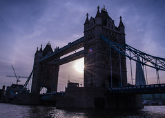 Tower Bridge Sunset (bc@imageview) Tags: towerbridge
