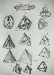 71 Algoritm computational  diagrama morfogeneza bidirectionala Tor-tetraedru-4sfere-tetraedru, plin-gol, levo-dextro (kelemengabi) Tags: vortex gabriel standing spiral wave theory sphere helix universal resonance kelemen
