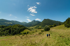 Mala Fatra (Zbojniiik) Tags: sunset mountain nature trekking trek spectacular landscape angle great wide tokina ridge pro slovakia range mala f28 dx fatra nikond90 1116mm 116atx