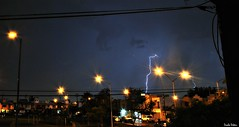 Tormenta Elctrica. (Orcoo) Tags: naturaleza storm nature rain night mexico noche lluvia ride natura nubes nuevoleon tormenta nocturna monterrey rayos relampagos ordoez orcoo oswaldoordoez