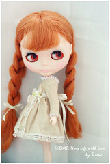 New dress for Blythe