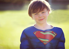 Man of Steel (catherinelaceyphoto) Tags: family boy love girl canon movie children kid child father joy daughter mother son superman superhero cape manofsteel