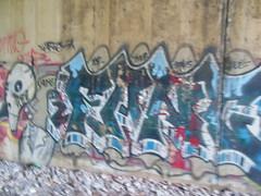 fant (TheRapLetterTechnician) Tags: ga graffiti virginia dc washington md track tag side maryland tags va writers writer graff bomb bombs tagging dmv bombing fantom mtc trackside fant