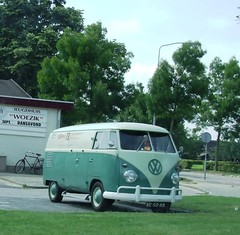 "BE-50-88 Volkswagen Transporter bestelwagen 1960 • <a style=""font-size:0.8em;"" href=""http://www.flickr.com/photos/33170035@N02/9380925471/"" target=""_blank"">View on Flickr</a>"