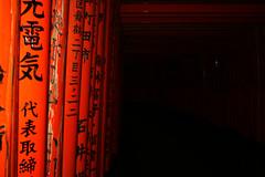 Fushimi Inari-taisha (sleepyhead's) Tags: japan kyoto inari 日本 nippon torii 鳥居 nihon fushimi fushimiinaritaisha 伏見稲荷大社 京都市 inaritaisha 日本国 kyōtoshi senbontorii toriigates fushimiku 伏見区 oinari 稲荷大神 inariōkami
