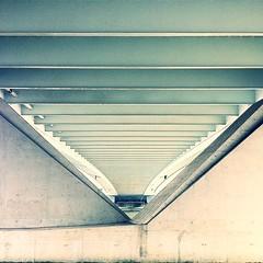v (i k e r) Tags: bridge architecture rotterdam erasmusbrug uploaded:by=flickrmobile flickriosapp:filter=nofilter