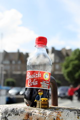 Travels of badger - Breizh Cola (enigmabadger) Tags: france brittany lego fig minifig custom saintmalo minifigure brickarms