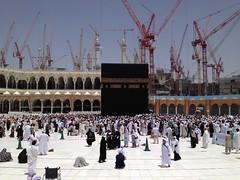 Masjidil Haram, Mecca (portable_soul) Tags: muslim islam pray praying mosque allah moslem shalat musholla baitullah