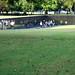 Maya Lin, Vietnam Veterans Memorial, lawn down to memorial