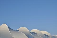 DSC_4929 (ol_pirot) Tags: architecture bleu ciel antilles courbes jonzac