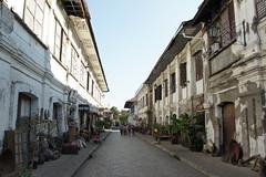 Vigan, Philippines, April 2014