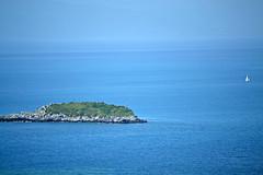Bisogno di vita (Enma91) Tags: sea sky nature barca natura basilicata cielo isola maratea nikond3100
