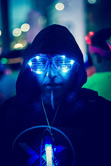 Electric P1ay... (P1ay) Tags: blue wallpaper london canon airplane photography bokeh explore photograph pictureoftheday glowsticks stockimages blueled backgroundimage backgroundwallpaper bokehlicious bokehlights canon60d lightrooms bokeheffect glowinthedarkpaint ledglasses blueglowsticks p1ay electricrun bokehinlondon electricrun2015 electricrunlondon londonelectricrun electricrun2014 blueledshades glowinthedarkfacepaint electrodash electrodash2014