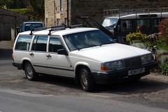 2015-04-18 Volvo 940s K34CSF [DSC_0371] (graeme9022) Tags: old uk england car estate older banger