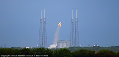 """Dragon Pad Abort Test • <a style=""""font-size:0.8em;"""" href=""""http://www.flickr.com/photos/12150483@N04/17220481200/"""" target=""""_blank"""">View on Flickr</a>"""