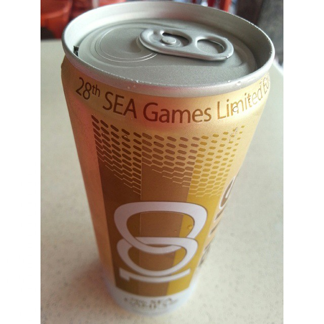 28th SEA Games limited edition!   #seagames