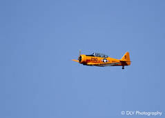 SNJ Texan - Canon EOS 7D / ISO: 100, 1/1000 sec at f/6.3, 400 mm (dlvphotography) Tags: army navy airshow marines airforce militaryaircraft snjtexan
