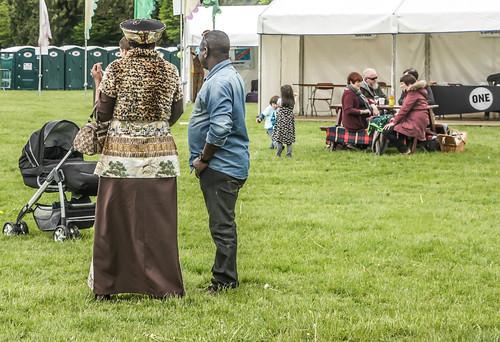 AFRICA DAY 2015 - CELEBRATED TODAY AT FARMLEIGH HOUSE [DUBLIN]-REF-104398